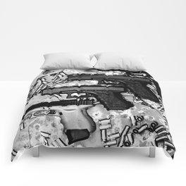 Steel n Ammo Comforters