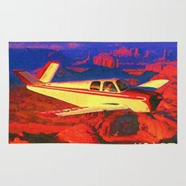 Beechcraft 35 Bonanza Rug