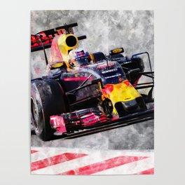 Daniel Ricciardo Poster