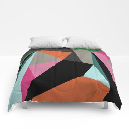 Geometric#21 Comforters