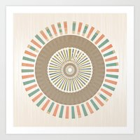 infinity Art Prints featuring Infinity by Tammy Kushnir