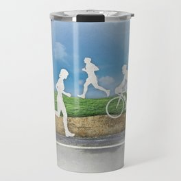 Get Outside Travel Mug