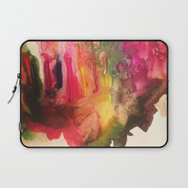 Rainbow Drizzle Laptop Sleeve