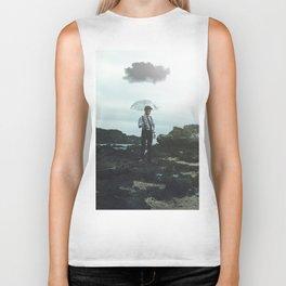 The Back of my Mind Biker Tank