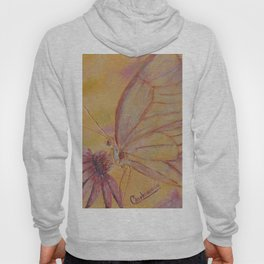 Little mirror butterfly | Petit Miroir papillon Hoody