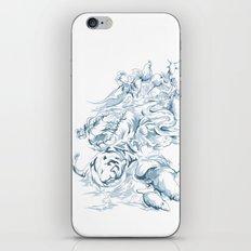 The Race iPhone & iPod Skin