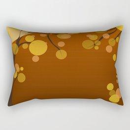 Halloween - Full Moon Rectangular Pillow