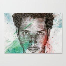 Pretty Noose: Tribute to Chris Cornell Canvas Print