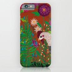 Chicken in the Garden iPhone 6 Slim Case