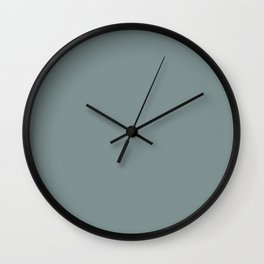 River Stone x Simple Color Wall Clock