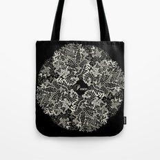 Peace Poppy Tote Bag