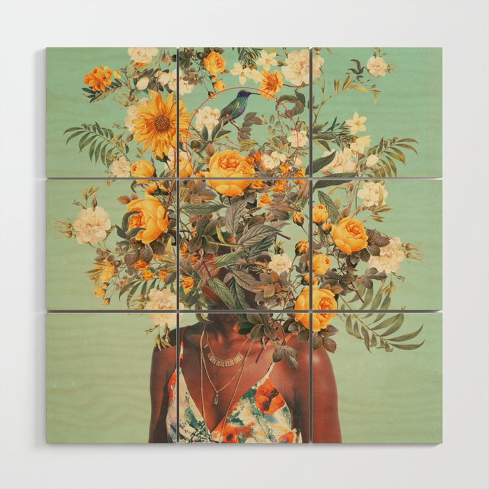 You Loved me a Thousand Summers ago Wood Wall Art