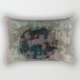 Untitled.57 || Old Hollywood Series || Rectangular Pillow