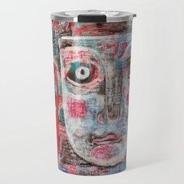 Mascarade Travel Mug