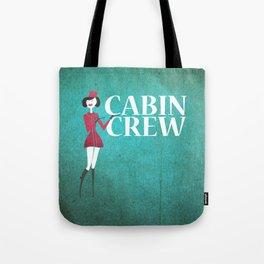 Cabin Crew Tote Bag