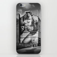 Mitchell Street Art iPhone Skin