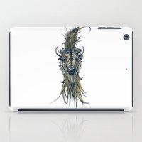 buffalo iPad Cases featuring Buffalo by Silviu Nica