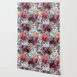 Romantic Garden VI Wallpaper