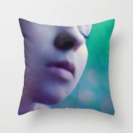perfume Throw Pillow
