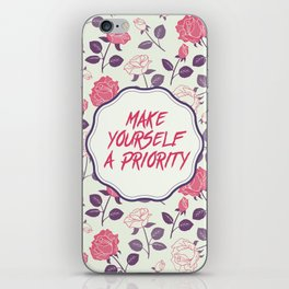 Make yourself a Priority iPhone Skin
