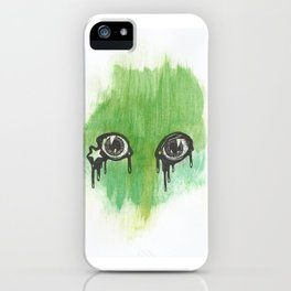 Her Eyes iPhone Case