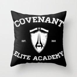 Covenant Elite Academy Throw Pillow