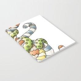 Tangular Notebook