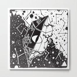 Gem Metal Print