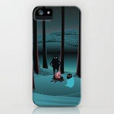 Long Talks Short Nights Slim Case iPhone (5, 5s)