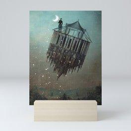The Sandman Canvas Print Mini Art Print