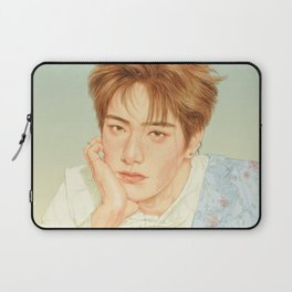 poetic beauty [jaehyun nct] Laptop Sleeve