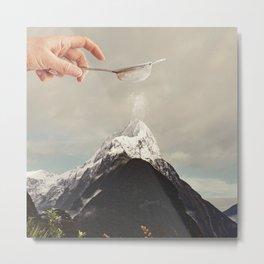 Sifted Summit - MP Metal Print