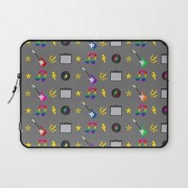 Punk Rock Rainbows Laptop Sleeve