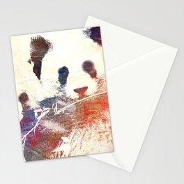 A.melanoleuca Stationery Cards