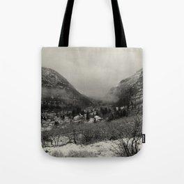 Telluride Mist Tote Bag
