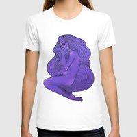 lunar T-shirts featuring LUNAR  by Enola Jay
