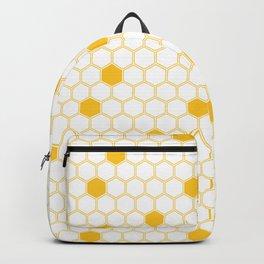 The Honey Bear Backpack