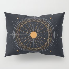 Order Out Of Chaos Pillow Sham