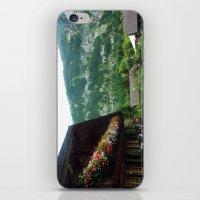 switzerland iPhone & iPod Skins featuring Switzerland by ainslieeee
