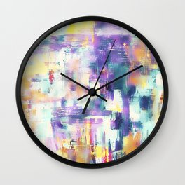 Energy No. 2 Wall Clock