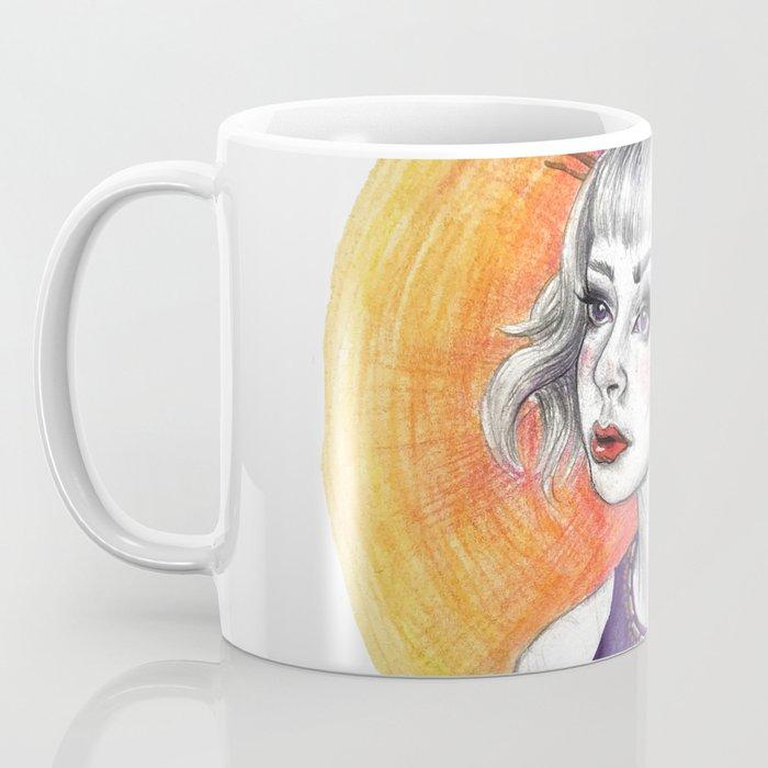 Queen Ray Coffee Mug