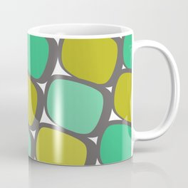 retro rows Coffee Mug