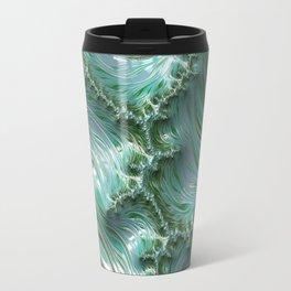 Frothy Waves Travel Mug
