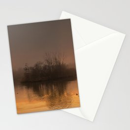 Middle Pool Stationery Cards