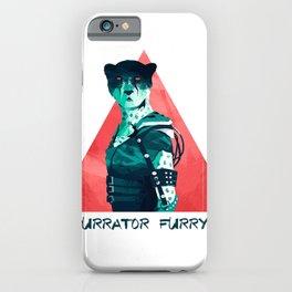 Impurrator Furryosa iPhone Case