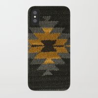 kilim iPhone & iPod Cases featuring wool kilim by Storm + Stress