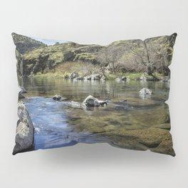 Deschutes River below Steelhead Falls Pillow Sham