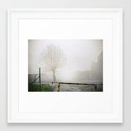 ¯\_(ツ)_/¯ Framed Art Print