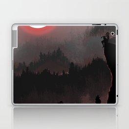 Hunters Moon/Dark Forest Laptop & iPad Skin