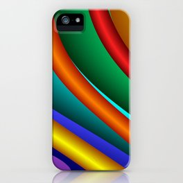 3D for duffle bags and more -15- iPhone Case